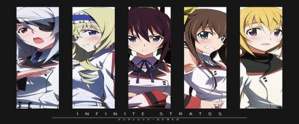 Jeux Infinite Stratos