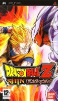 Dragon Ball Z Shin Budokai (psp)