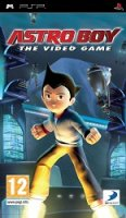 Astro Boy The Video Game (PSP)
