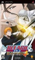 Bleach Heat the Soul 4 (PSP)