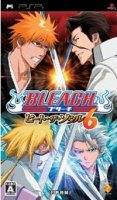 Bleach Heat the Soul 6 (PSP)