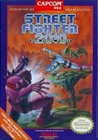 Street Fighter 2010 : The Final Fight (NES)