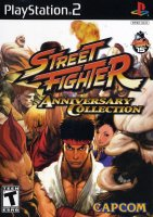 Street Fighter Anniversary Collection (PS2)