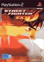 Street Fighter EX 3 (PS2)