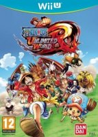 One Piece Unlimited World Red (WiiU)