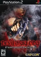 Devil May Cry : 5th Anniversary Collection (PS2)