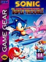 Sonic the Hedgehog : Triple Trouble (GG)