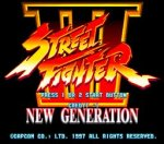 Download Street Fighter III New Generation cps3 arc