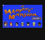 Download Maniac Mansion FR NES