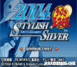 Download Tennis no Oujisama 2004 Stylish Silver Japan gba