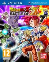 Dragon Ball Z Battle of Z (vita)