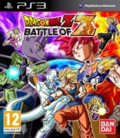 Dragon Ball Z Battle of Z (ps3)