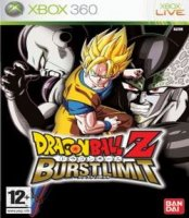 DragonBall Z Burst Limit (X360)