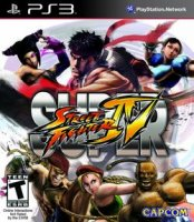 Super Street Fighter IV (PS3)