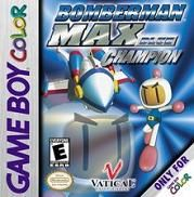 Bomberman Max : Blue Champion (GB)
