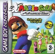 Mario Golf Advance Tour (GBA)