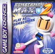 Bomberman Max 2 : Blue Advance (GBA)