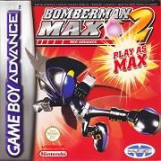 Bomberman Max 2 : Red Advance (GBA)