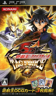 Télécharger Yu-Gi-Oh 5Ds Tag Force 6 [Traduit en Anglais] ISO PSP