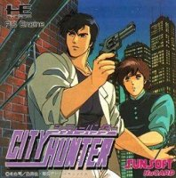 City Hunter (PCE Hu-Card)