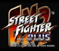 Street Fighter EX 2 PLUS (psx)