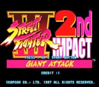 Street Fighter III - 2nd Impact (cps3)