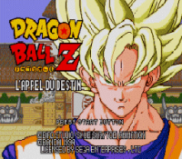 DragonBall Z L appel du destin