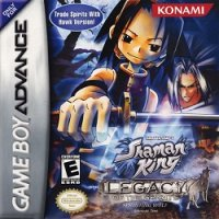 Shonen Jump's Shaman King : Legacy of the Spirits, Sprinting Wolf (GBA)