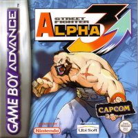 Street Fighter Alpha 3 (GBA)
