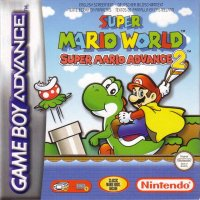 Super Mario Advance 2 : Super Mario World (GBA)