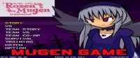 Download Rozen Mugen Traumend (Mugen)
