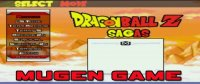 Download DragonBall Z Sagas 3 (Mugen)