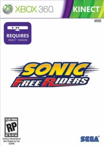Sonic Free Riders : une nouvelle galerie d'images !!!