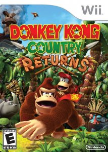 Donkey Kong Country Returns en images !!!