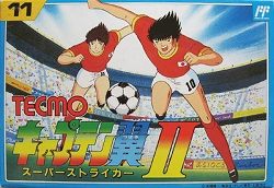 Télécharger Captain Tsubasa Vol II Super Striker nes