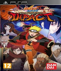 Télécharger Naruto Shippuden Ultimate Ninja Impact EUROPE PSP