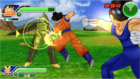 Dragon Ball Z : Tenkaichi Tag Team se montre à l'E3 !!!