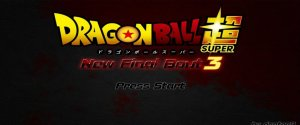 Dragon Ball Super New Final Bout 3 Mugen
