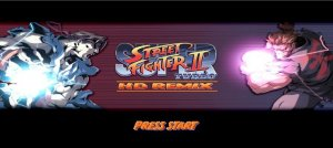 Street Fighter II Turbo HD Remix MUGEN  (2018)