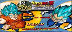 Dragon Ball Z Extreme Butoden Tag System Mugen 2018