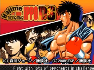 Télécharger Hajime no Ippo The Fighting ! ( DS) [Traduit en Anglais]