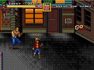 Télécharger Street Of Rage 2 Hack - One Piece Pirate Warriors