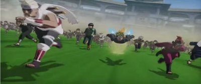 Naruto Ultimate Ninja Storm Revolution, trailer n°3