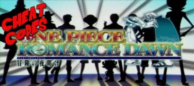 One Piece Romance Dawn PSP - Tous les cheat codes