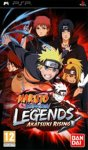 Download Naruto Shippuden Legends Akatsuki Rising EUROPE PSP